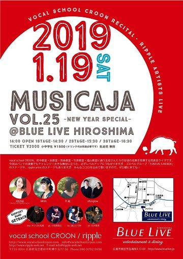 MUSICAJA VOL.25 -NEW YEAR SPECIAL-